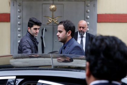 Trump says 'rogue killers' may be behind Khashoggi disappearance