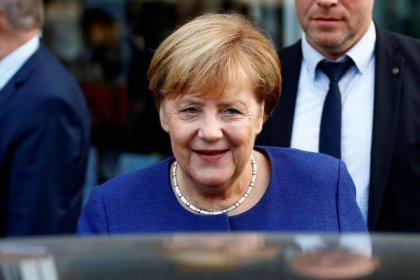 """Merkel zu Brexit - """"Dürfen uns Binnenmarkt nicht zerstören lassen"""""""