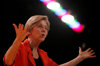 Senator Warren, mocked by Trump as 'Pocahontas,' says DNA test backs her ancestry
