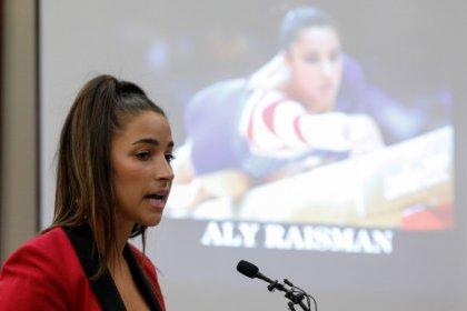 Raisman questions USA Gymnastics' interim president pick
