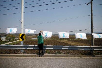 Two Koreas, U.N. Command hold first talks on disarming border