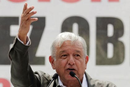 Mexico's Lopez Obrador pushes Big Oil to hurry, but offers little