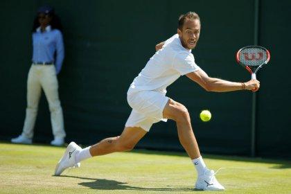 ATP roundup: McDonald scores another upset in Belgium
