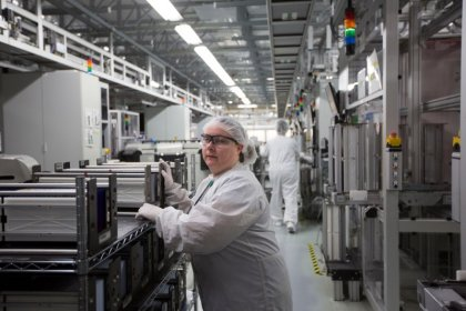 Produção industrial dos EUA sobe setembro
