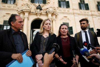 Malta diz que mantém recompensa de 1 milhão de euros por assassino de jornalista
