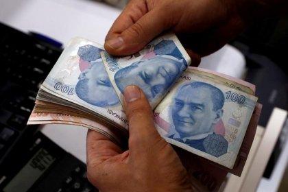 الليرة التركية تبلغ أعلى مستوى في شهرين مقابل الدولار