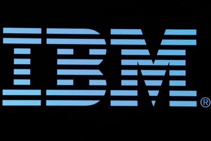 IBM tem receita trimestral abaixo das previsões