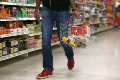UK inflation drops more than expected in September, pulled down by food prices