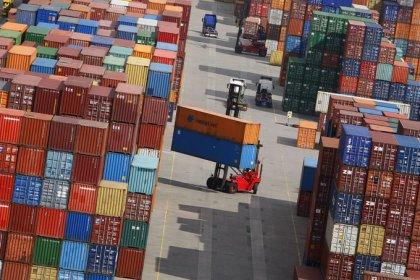 Les exportateurs allemands revoient leurs prévisions en baisse, selon la BGA