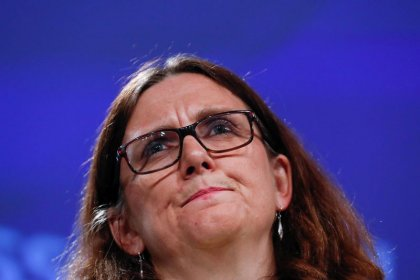 Malmström - Kaum US-Interesse an Zollabkommen mit EU
