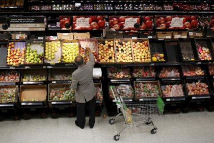 Slump in food shopping drags down UK retail sales
