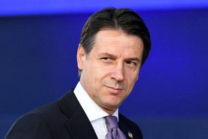 Premiê da Itália defende projeto orçamentário e nega divisão no governo de coalizão