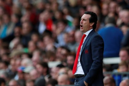 Arsenal boss Emery not worried about Ozil's motivation