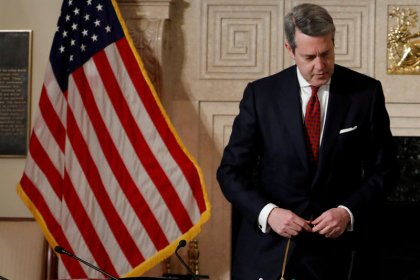 Fed's Quarles says uncertainty calls for gradual U.S. rate hikes