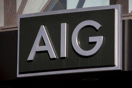 AIG sees third-quarter catastrophe losses of $1.5 billion-$1.7 billion