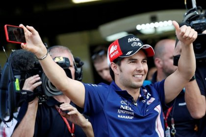 Perez sees bright future for reborn Force India
