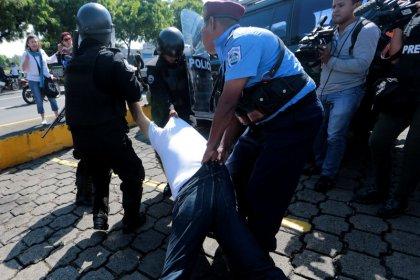 """Amnistía Internacional dice tener documentadas """"posibles ejecuciones extrajudiciales"""" en Nicaragua"""