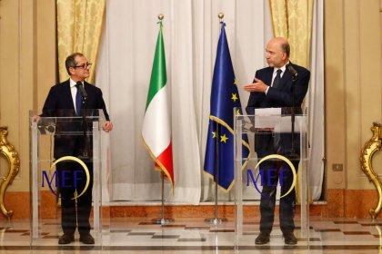 Italia defiende presupuesto ante advertencia de UE de una violación de reglas
