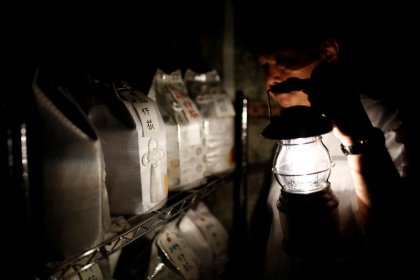 Ageing Japan - Unclaimed burial urns pile up in Japan amid fraying social ties