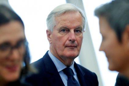 Barnier dice que el acuerdo del Brexit está al 90 por ciento, pero el tema de Irlanda podría descarrilarlo