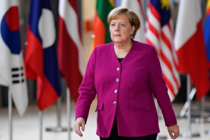 Europe, Asia show commitment to free trade - Merkel