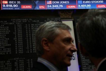 Bolsas europeas remontan pese a caídas de Michelin y Bouygues
