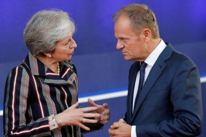 May serait prête à renoncer à une exigence clé sur le Brexit