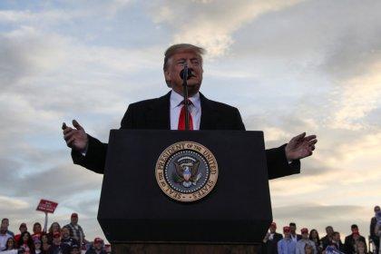 Trump to meet heads of Boeing, Lockheed, Northrop at Arizona air base