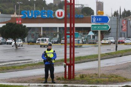 Trois mises en examen dans l'enquête sur l'attentat de Trèbes
