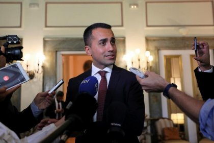 Italian deputy PM says government will not lower 2019 deficit goal