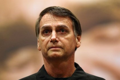Brazil's Bolsonaro does not rule out retaining central bank chief Goldfajn
