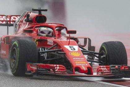 Vettel es el más rápido en práctica final para Gran Premio de EEUU