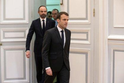 Macron stagne et Philippe bondit dans le baromètre Ifop