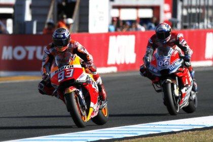 Márquez vence en Japón y logra su quinto título de MotoGP