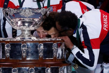 Tennis: Organizers hope revamped Davis Cup can match Ryder Cup