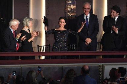 Julia Louis-Dreyfus, star of Seinfeld and Veep, awarded U.S. humor prize