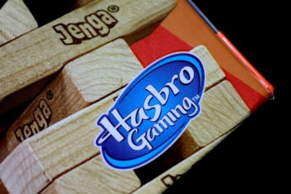 Hasbro results dented by lingering Toys 'R' Us woes, shares drop