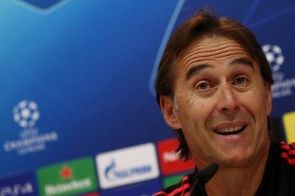 Lopetegui promete luchar para sacar al Real Madrid de su crisis