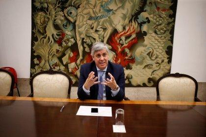 Centeno (Eurogroupe) croit à un accord Rome-UE sur le budget
