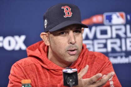 Red Sox manager's first-year success goes beyond the diamond