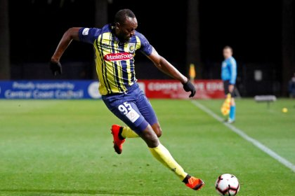 A-League club confirm offer to Olympic champion Bolt