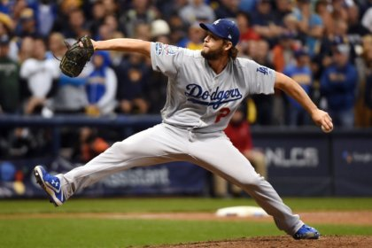Kershaw not losing sleep thinking about 'Monster'