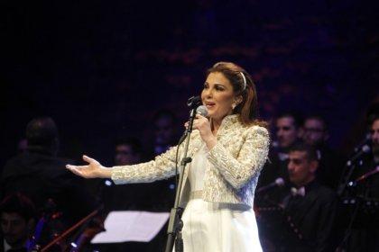 ماجدة الرومي تعود إلى الأوبرا المصرية في مهرجان الموسيقى العربية