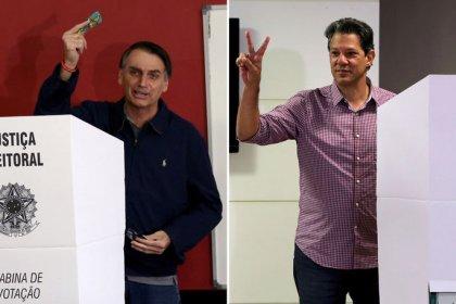 Brazil's Bolsonaro declines debate with rival ahead of Sunday election