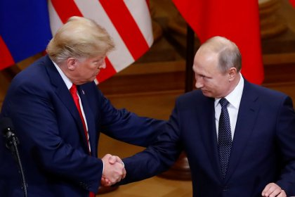 Путин и Трамп встретятся 11 ноября в Париже -- Ушаков