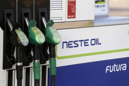 Finnish refiner Neste 'on crest of a wave' with renewables