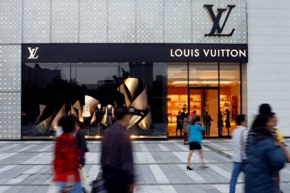 Vying for Vuitton: China's e-commerce rivals seek luxury stranglehold