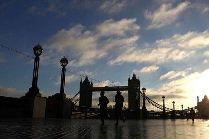 Britischer Servicesektor verliert Fahrt - schlechtes Konjunktur-Omen
