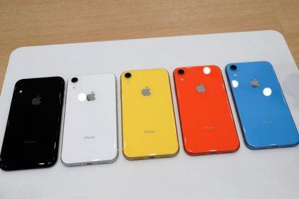 Apple cancela el impulso a la producción del iPhone XR