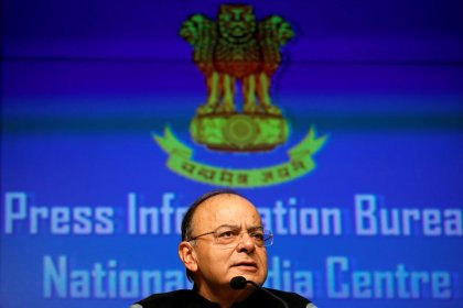 India's finance minister says Mastercard, Visa losing out to local players